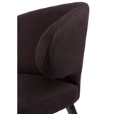 Philadelphia Dining Chair Black