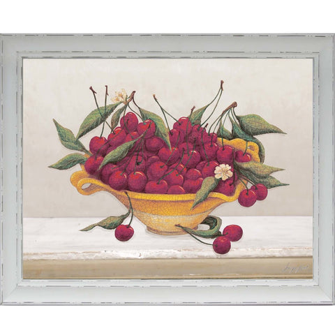 Fruit Bowl Figs Print