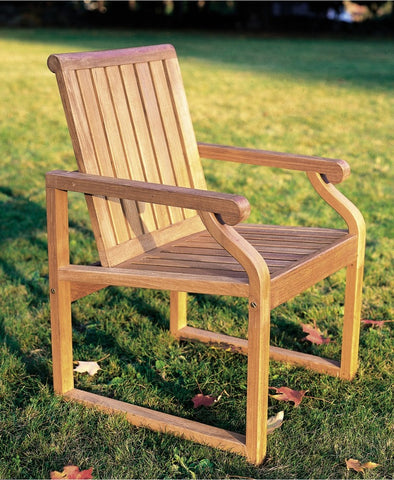 Nantucket Dining Chair Teak
