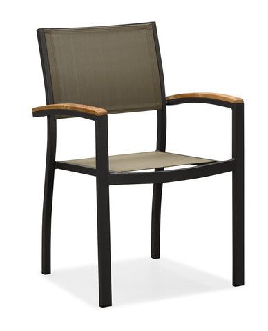 Heck Outdoor Dining Armchair