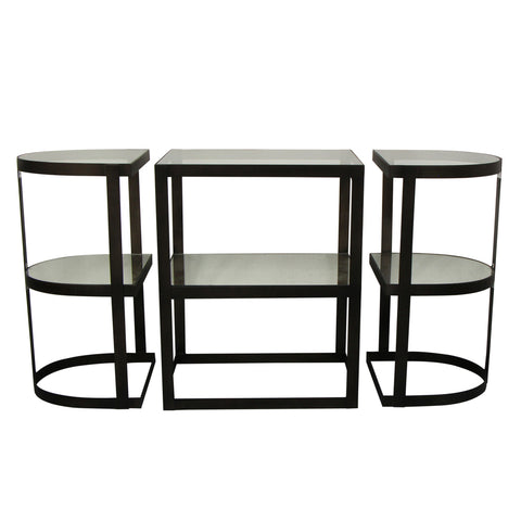 Astrid 3 Part Console Table