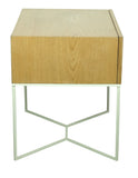 Arkie Bedside Table Natural