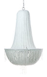 Allegra Chandelier 8 Arm Clear