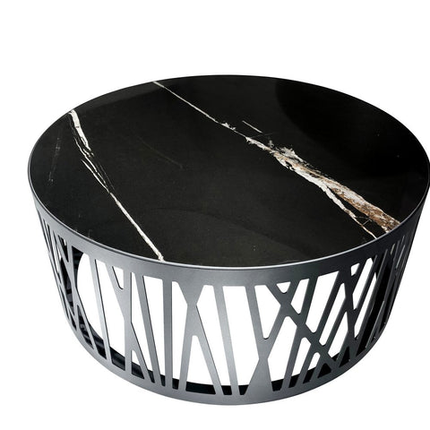 Albina Coffee Table Black