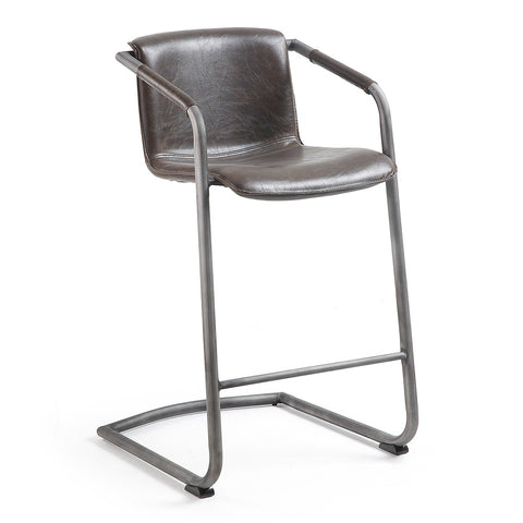 Trianon Barstool Dark Brown
