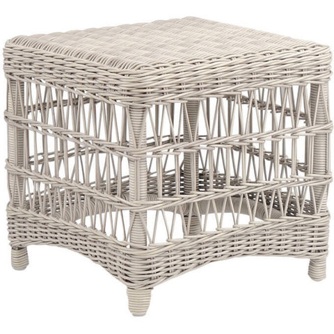 Shell Cove Side Table Oyster