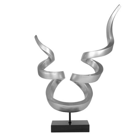 Horns Sculpture