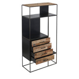 Flack Storage Shelving Unit