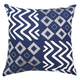 Outdoor Warrior Lounge Cushion Navy