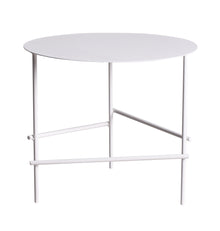 Baker White Table Medium