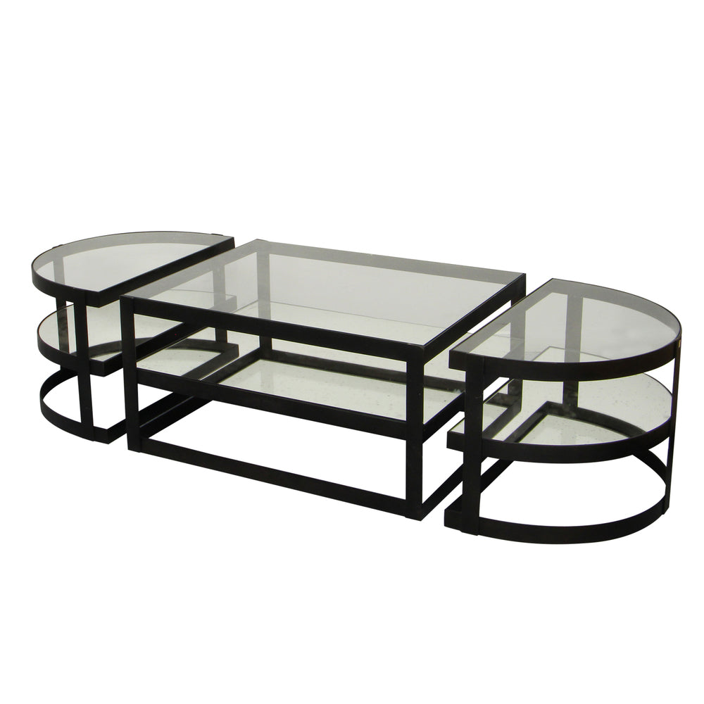 Astrid 3 Part Coffee Table
