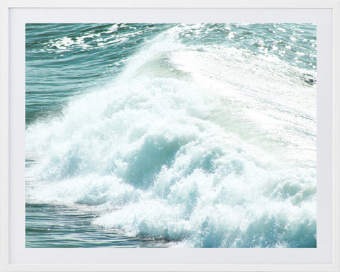 Surf 4 Framed Photographic Print