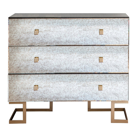Eloise 3 Drawer Chest