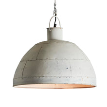 Steedman Medium Pendant White