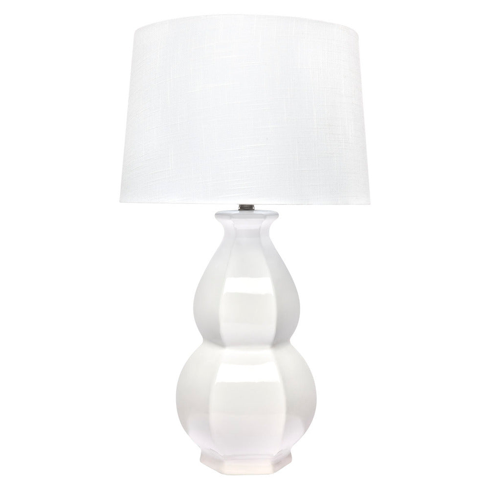 Osborne Table Lamp White