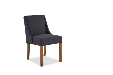 Maurice Dining Chair Charcoal