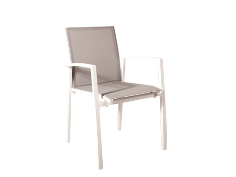 Press Outdoor Dining Chair