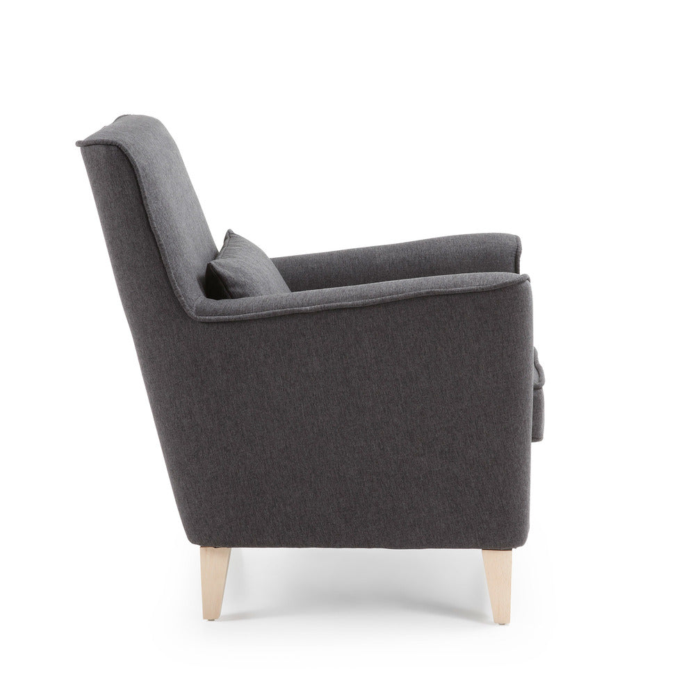 Flint Arm Chair Graphite
