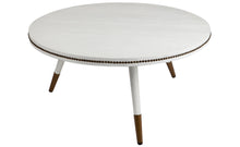 Danish Coffee Table White