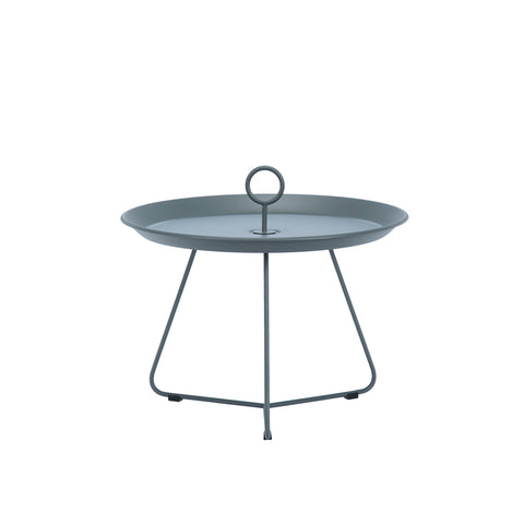 Eyelet Table Dark Grey Medium
