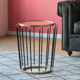 Comb Side Table