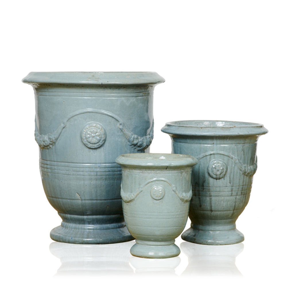 Garland French Style Urns Grey