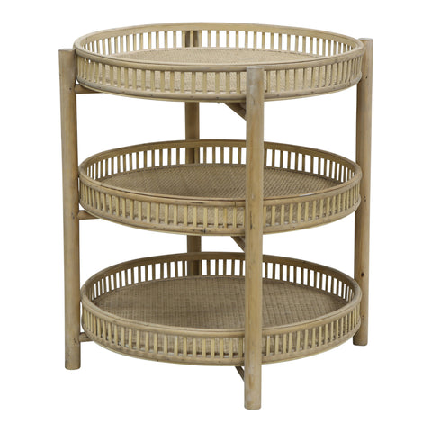 Morton Bay 3 Tier Occasional Table