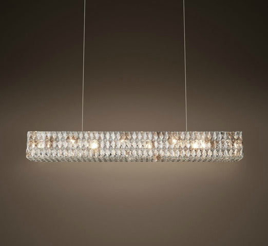 Euston Rectangular Chandelier