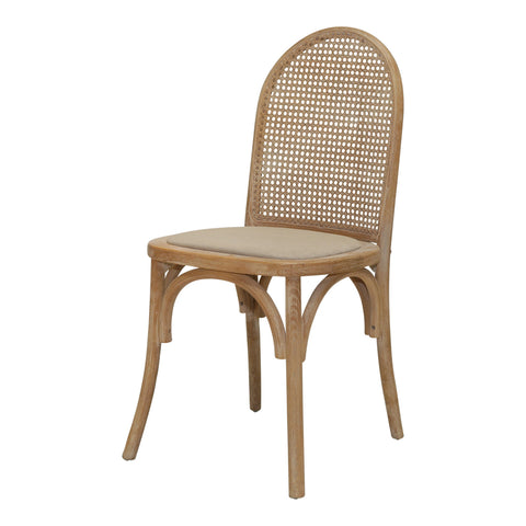 Brownsea Rattan Dining Chair Pair