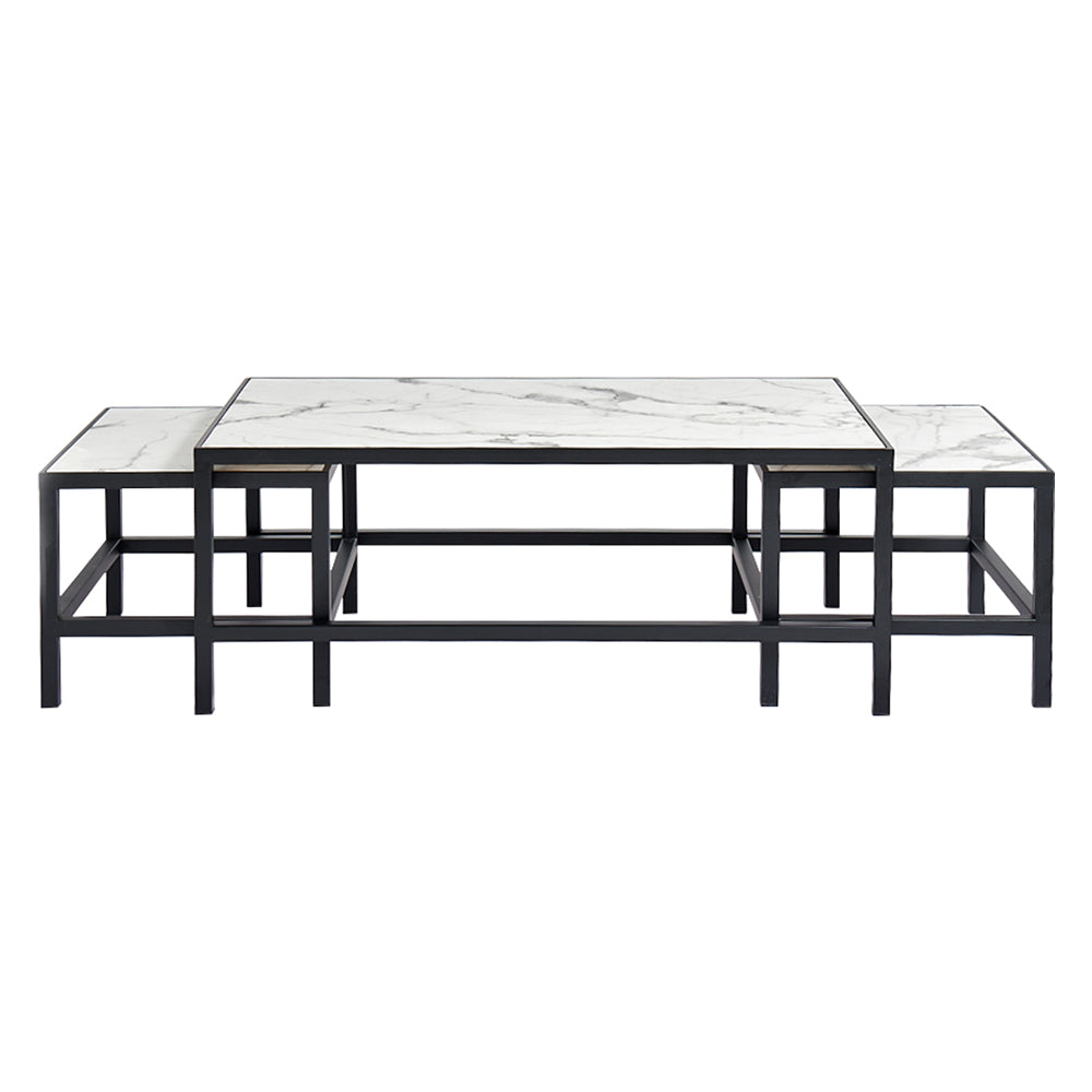 Capelle Coffee Table Set/3