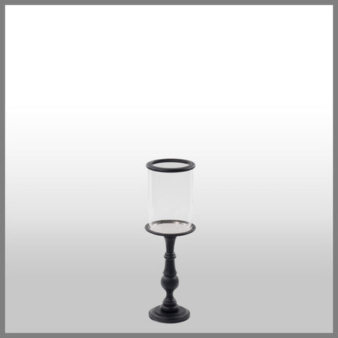 Candle Holder Black Small