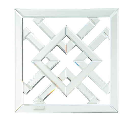 Fretwork Mirror Panel