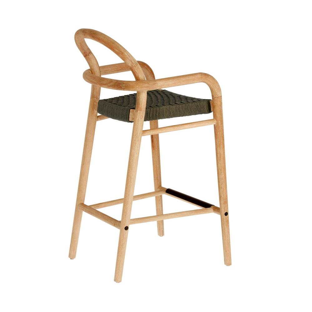 Asuka Counter Stool Green