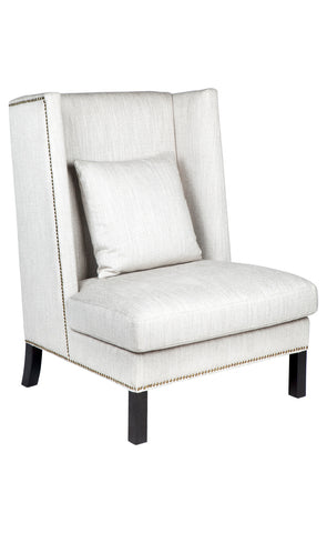 Lourdes Arm Chair Natural