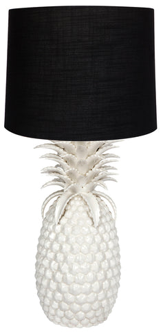 Robertson Table Lamp White