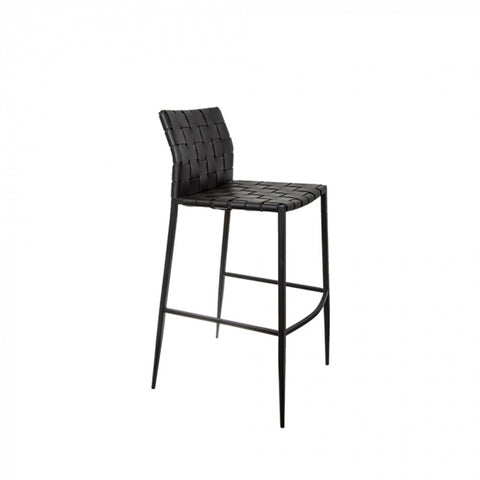 Web Dining Chair Brown