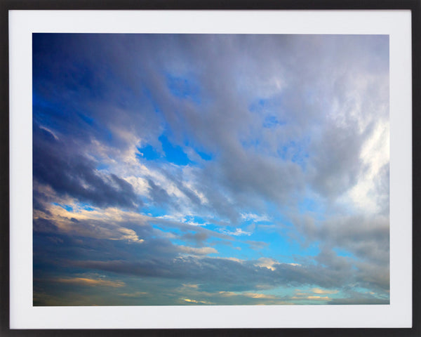 Heavens Framed Photographic Print