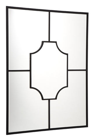 Boyd Wall Mirror Black