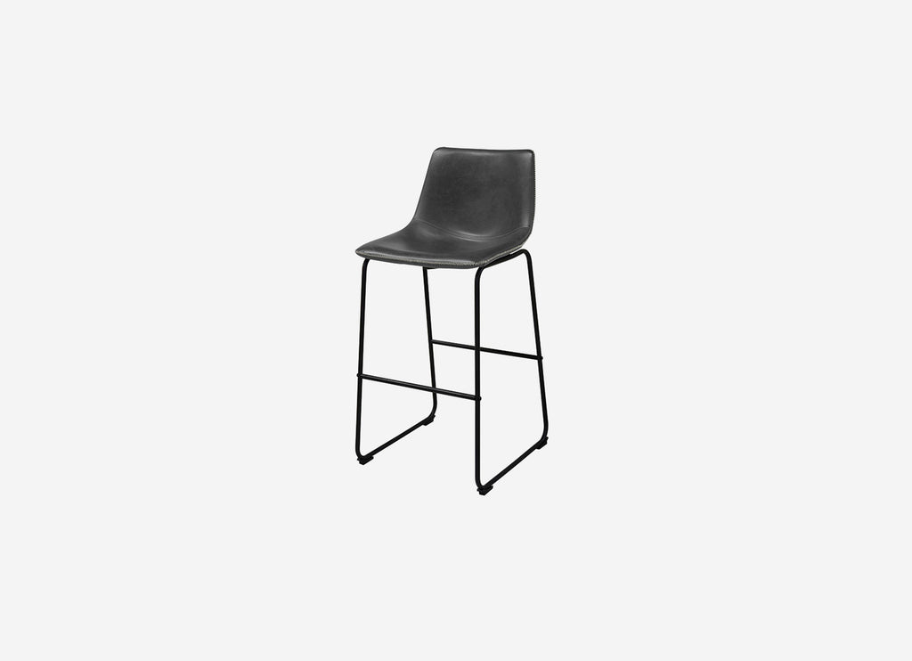 Bradford Bar Stool Black