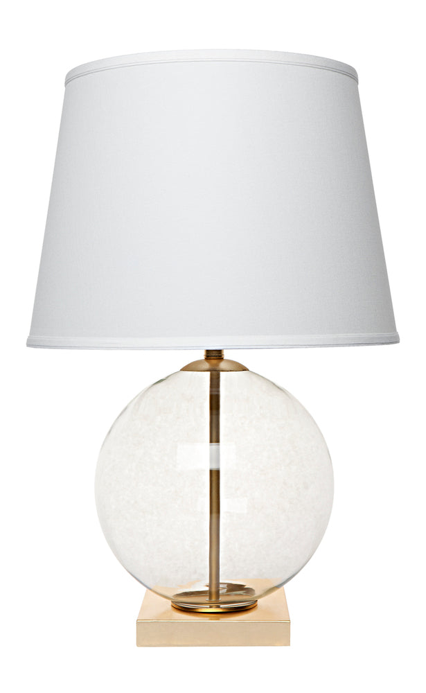 Bocce Table Lamp Clear