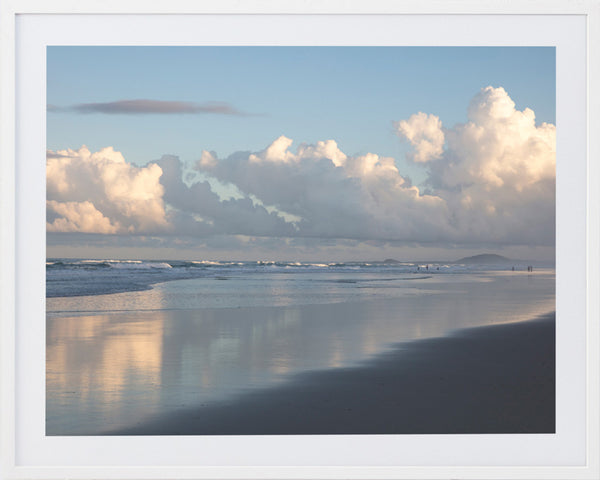 Beach Framed Photographic Print