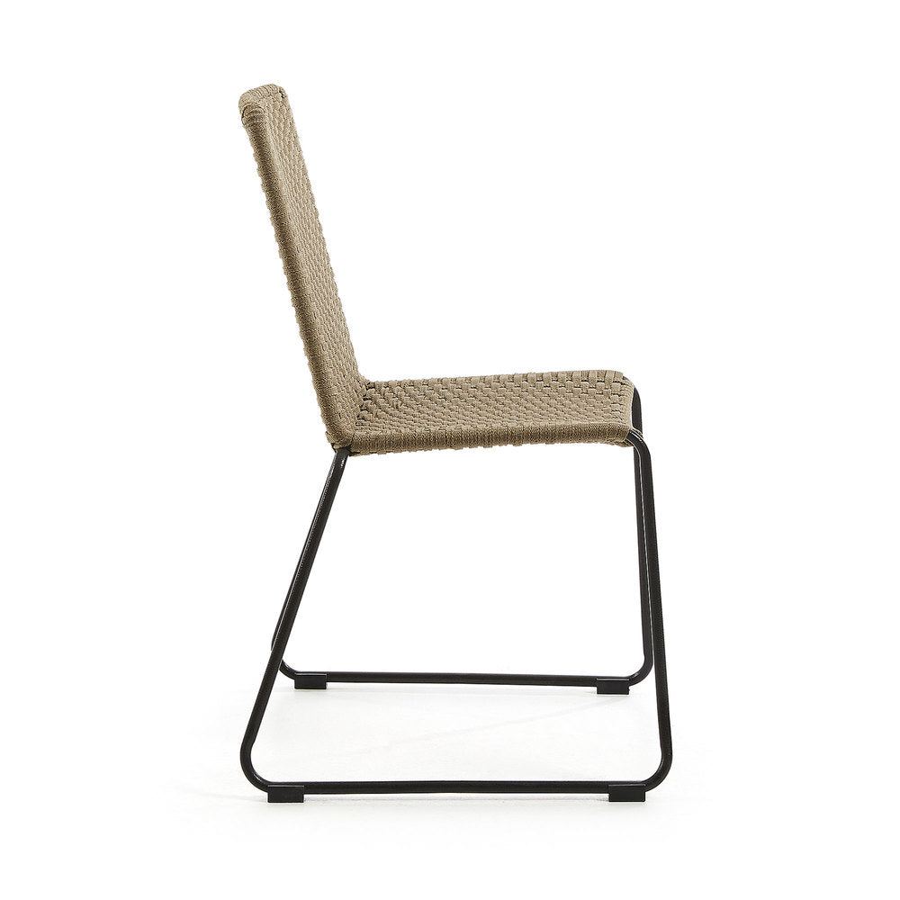 Shore Dining Chair Beige