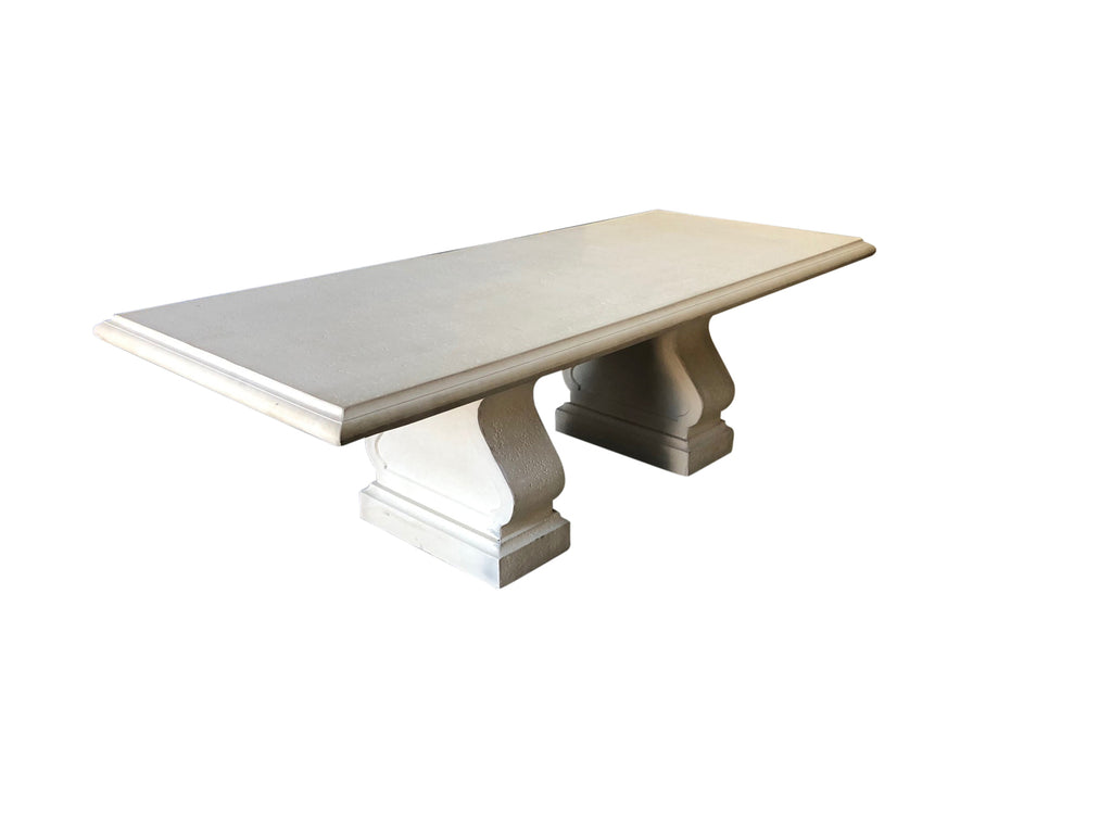 Outdoor Dining Table Rectangular 240 x 90cm