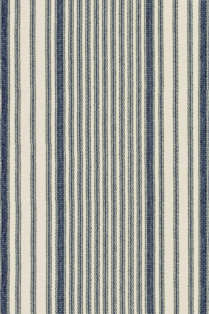 Mattress Ticking Cotton Rug