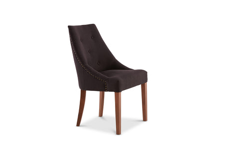 Garibaldi Dining Chair Charcoal