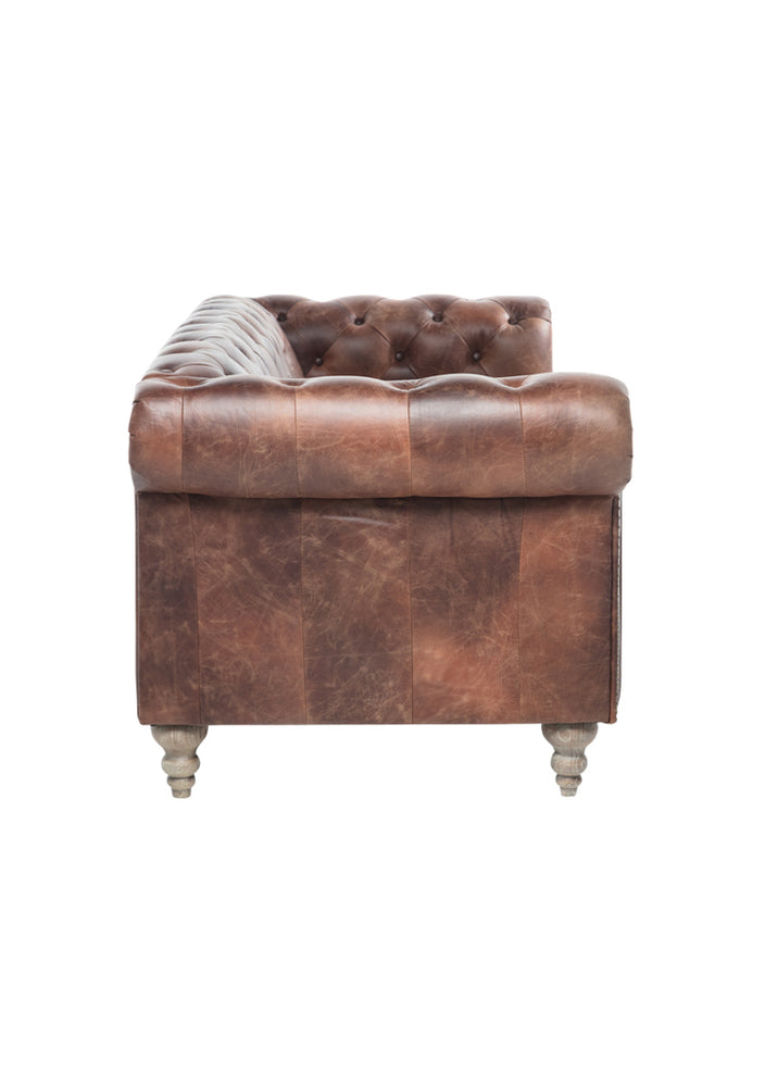 Westside Chesterfield 3 Seater Sofa