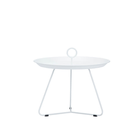 Eyelet Tray Table White Medium