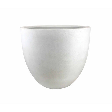 Metropolitan Shallow Bowl White
