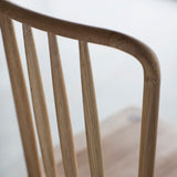 Wyn Dining Chair Natural 2 Pack