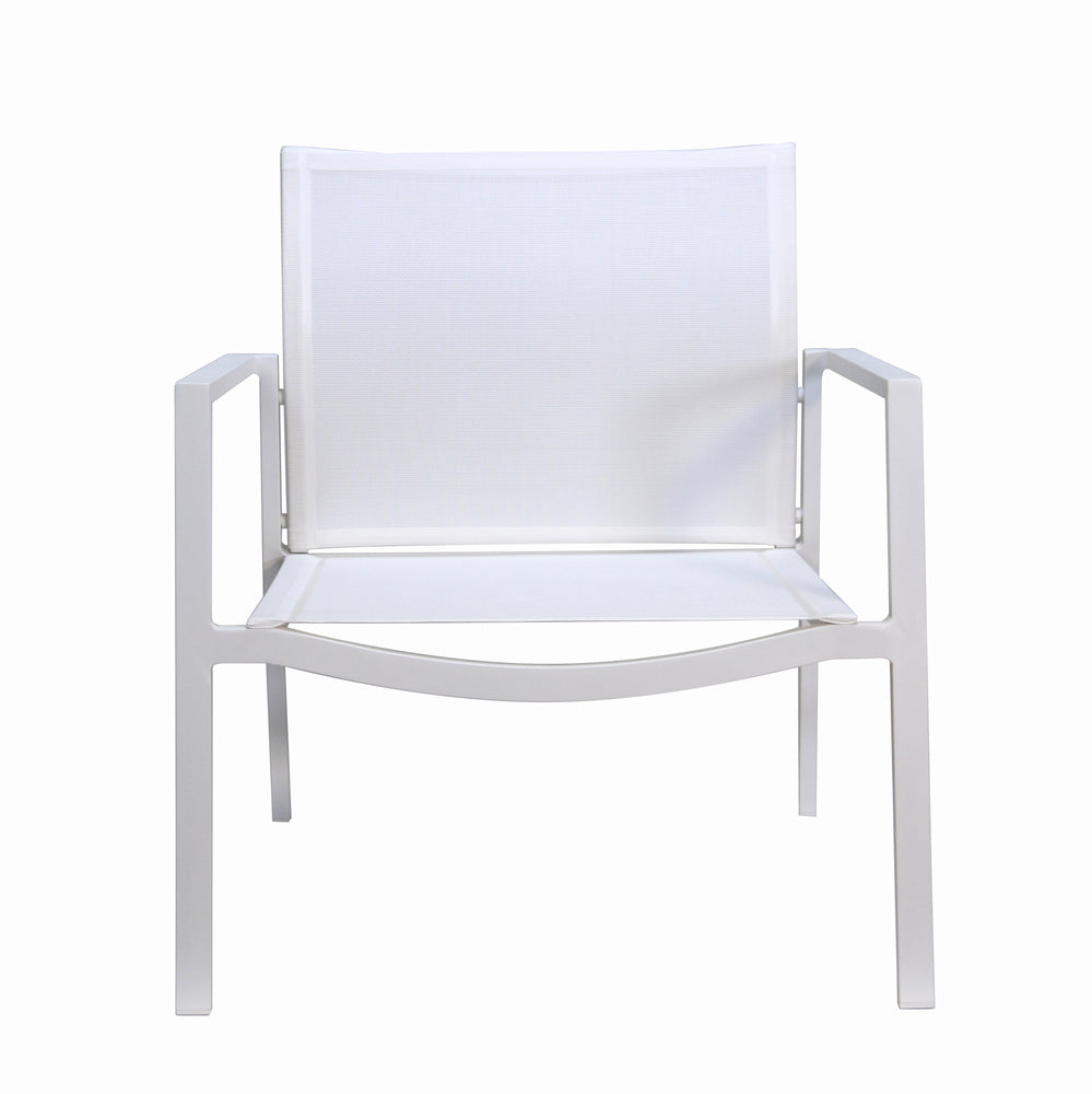 Male Lime Indoor Outdoor Lounge Chair White Interiors Online